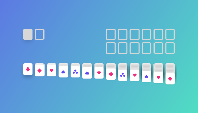 Играть в карты косынка тройная по три карты как играть в 21 на картах видео